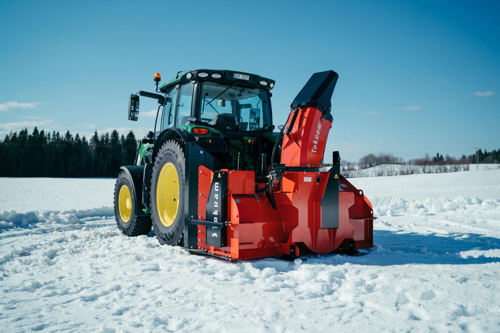снегоуборочное оборудование для спецтехники